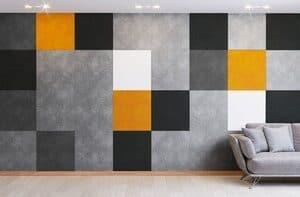 Acou-Stik Pinboard Square Wall Tiles
