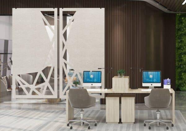 Carve - Hanging Room Divider